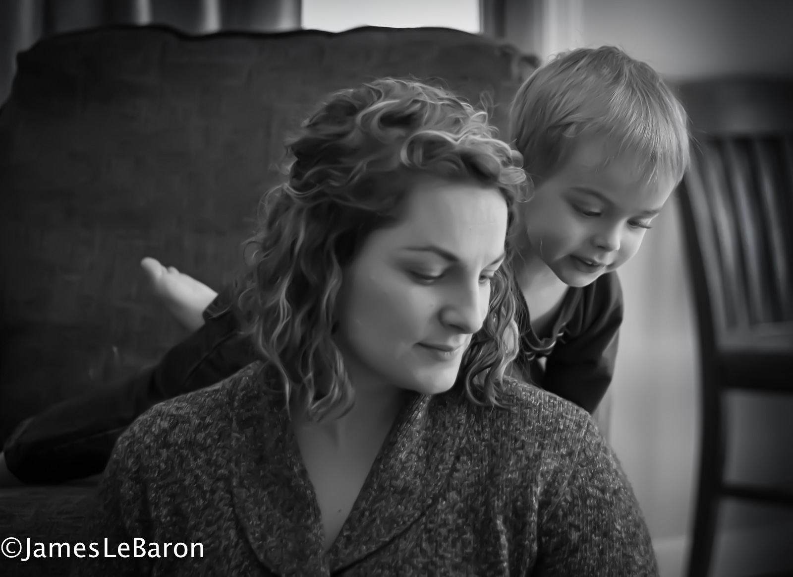 71/365: Mother and son
