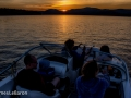 192/365: Sunset cruise